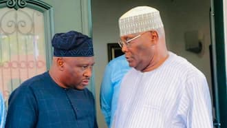 2023: What I will do if Atiku emerges PDP's presidential candidate, PDP governor makes strong statement