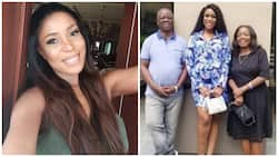 Linda Ikeji shares life story of how she witnessed her parents being insulted over N70 at age 16