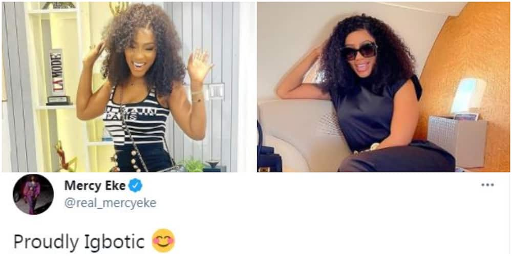 Igbotic and Proud: Mercy Eke Reacts after Internet Users Dragged Her for Her Accent