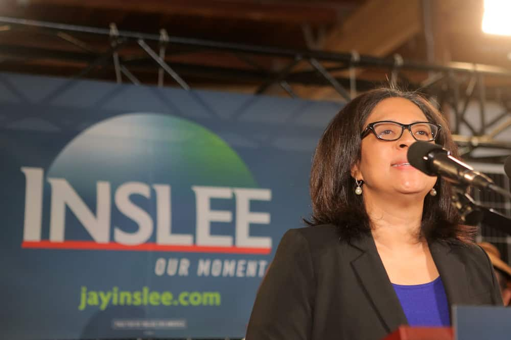 Marilyn Strickland campaign