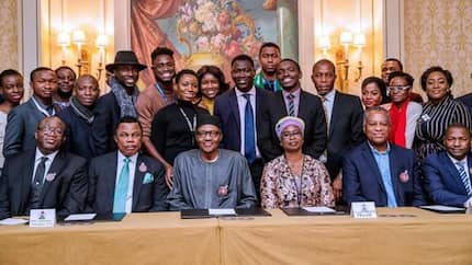 Why I am disappointed in the Nigerian elite - President Buhari
