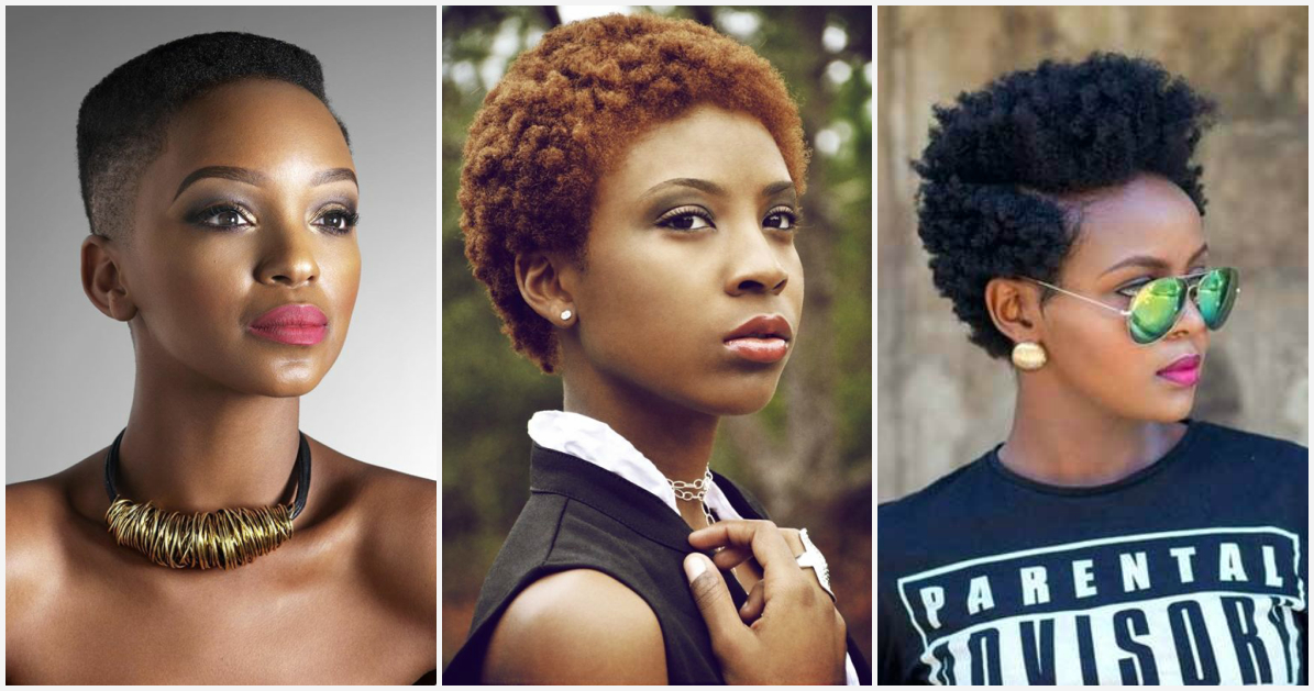 Very Short Natural Hairstyles For Real Fashionistas Legit Ng
