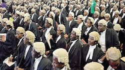 Drama as Supreme Court drops SAN's name hours after promotion