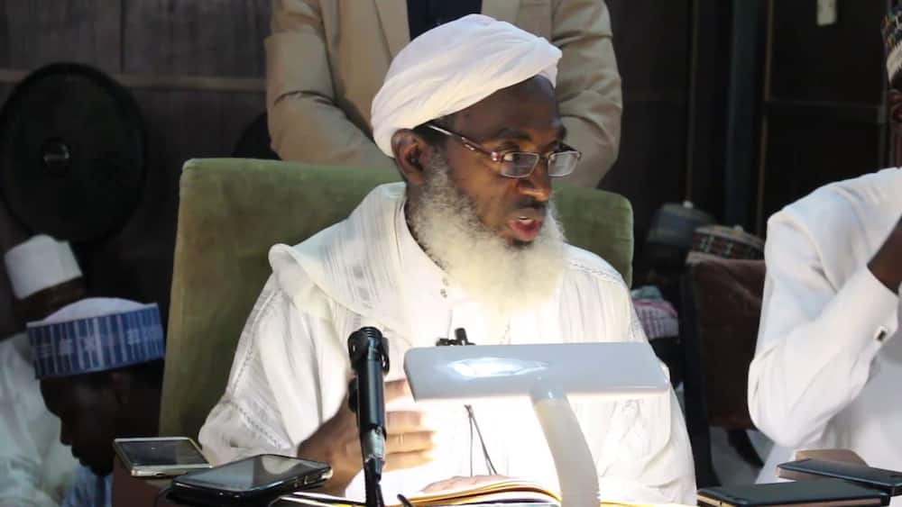 Herdsmen confided in me on banditry, how to end it, says Sheikh Gumi