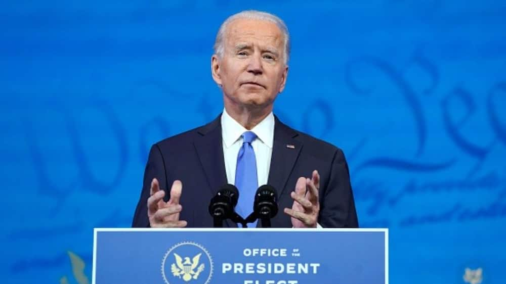 Electoral College victory: Joe Biden's persistent cough while giving speech causes concern