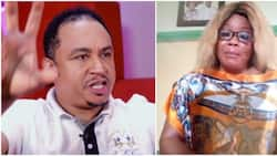 You want to force him to be responsible for your child: Daddy Freeze reacts as actress calls out baby daddy