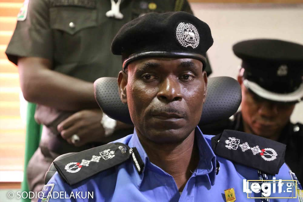 EndSARS: IGP Adamu inspects burnt police stations in Lagos