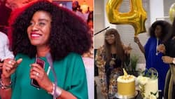 Tope Alabi, others celebrate TY Bello as she marks 41st birthday in grand style (videos)