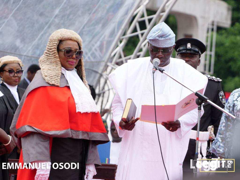 Sanwo-Olu presents N1.2trn budget for 2020, says Lagos faces economic challenges - Latest News in Nigeria & Breaking Naija News 24/7 | LEGIT.NG