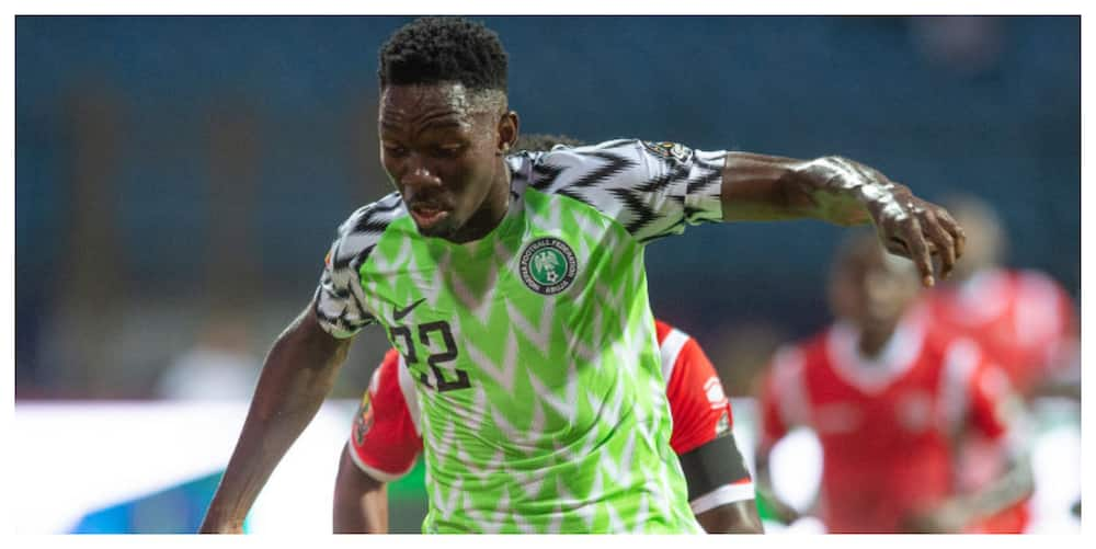 Leganes Stop Kenneth Omeruo From Travelling For Super Eagles AFCONQ Games Against Benin and Lesotho