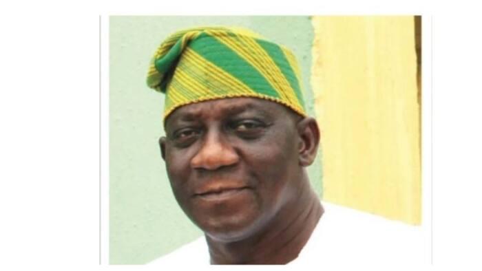 BREAKING: Gunmen abduct Nigerian Air Force 2-star General in Lagos