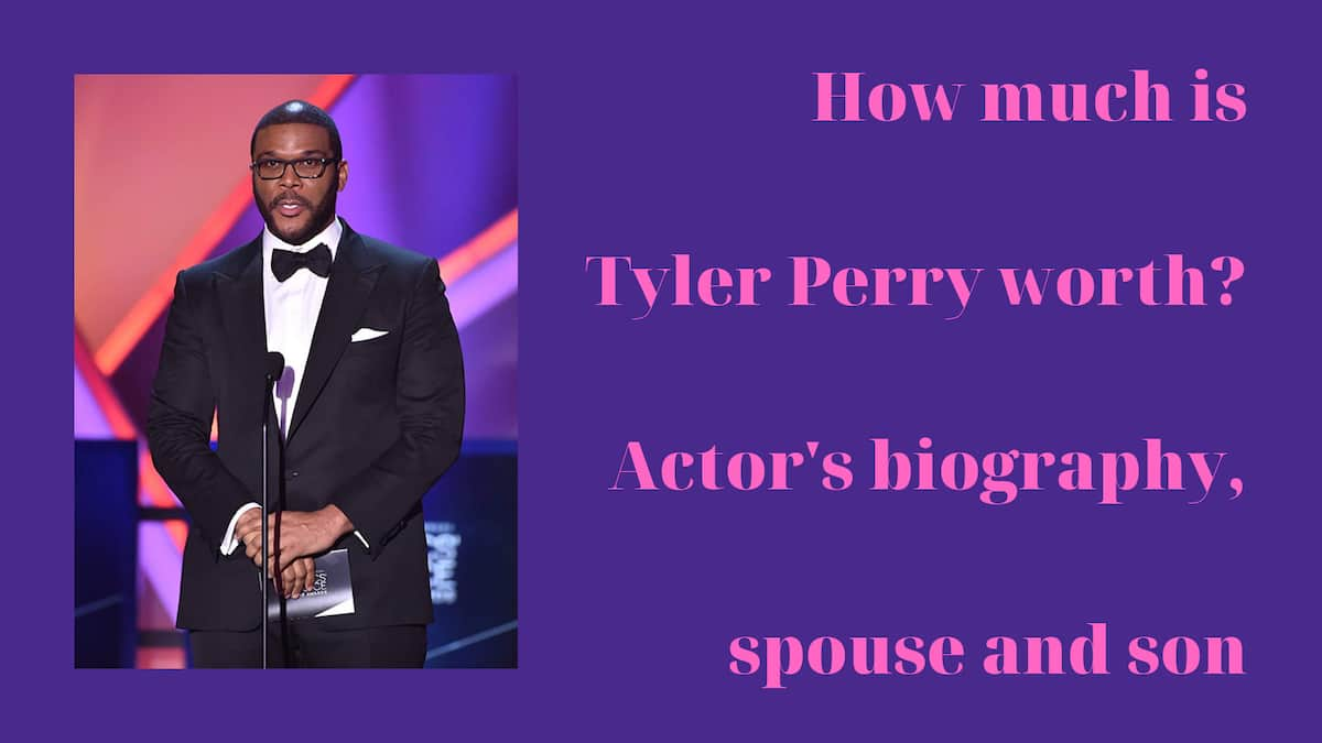 How much is Tyler Perry worth? The answer will impress you!
