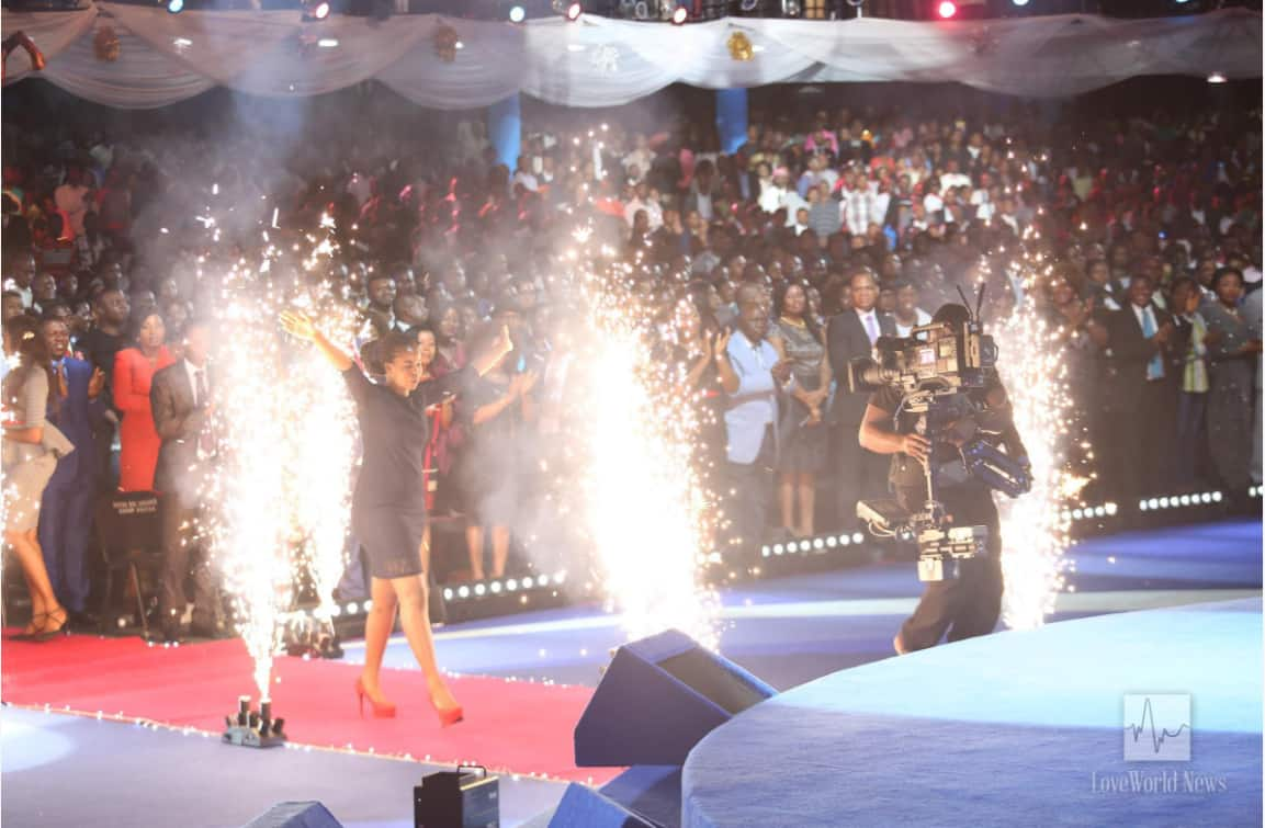 Will 2019 be the year of connection? Pastor Chris Oyakhilome's legendary NYE service and Future Africa Leaders Award (FALA) tonight