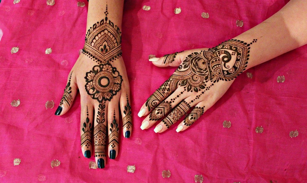 35 Simple Henna Designs To Try In 2019 Legit Ng