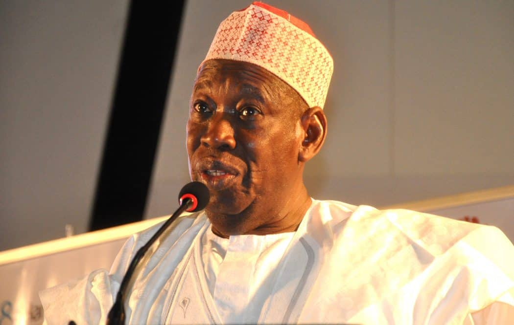 Just in: Kano's commissioner of police is political one-sided - Governor Ganduje alleges ahead of re-run