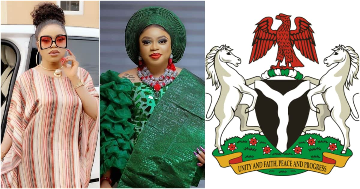 Ebola killed people, Bobrisky didn't - Nigerians react after FG's statement