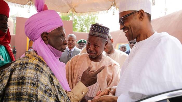 Ba don Buhari ba da 'yan Najeriya sun shiga halin wayyo Allah – Sarkin Daura