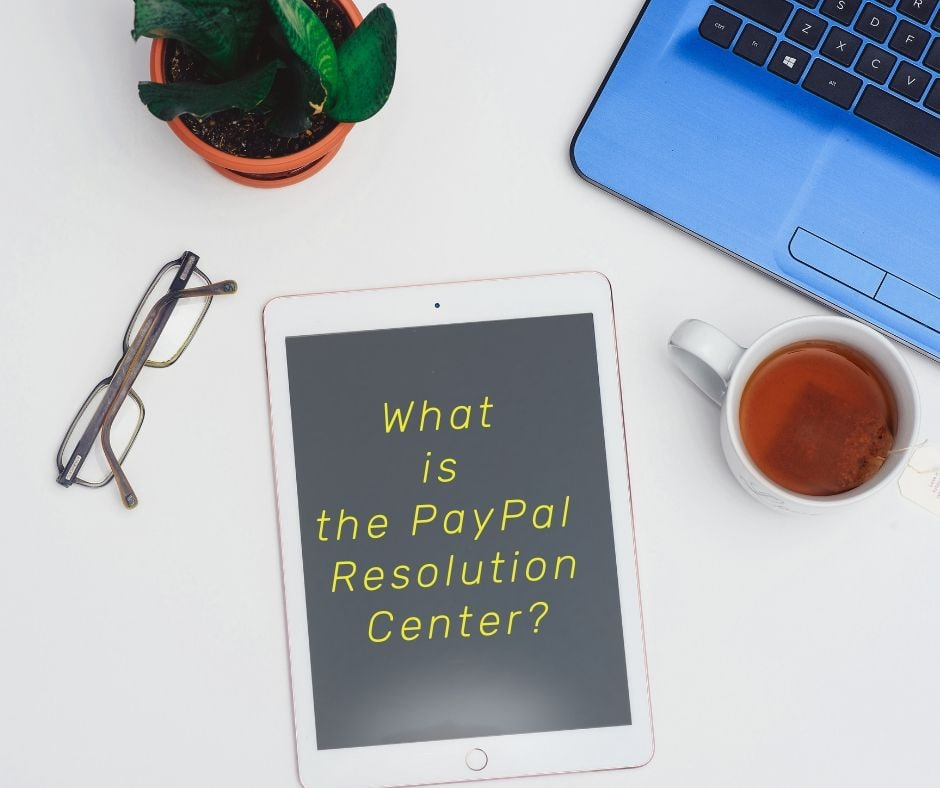 PayPal Dispute Center
