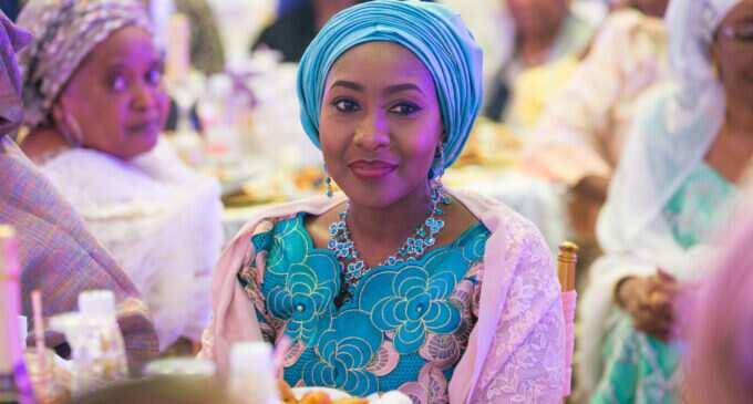 President Buhari's Daughter Fatima Appointed Board Member of CIFCFEN