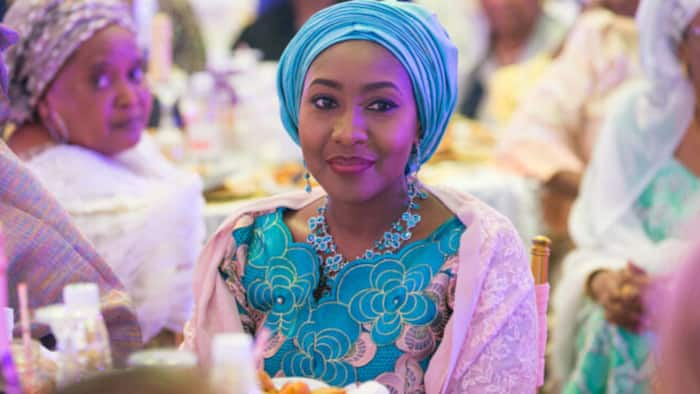 Just in: President Buhari's daughter bags important appointment