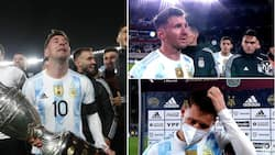 Messi breaks down in tears after hat-trick against Bolivia as stunning reason emerges