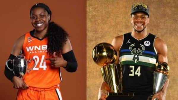 US Mission Hails Nigerian-Born Ogunbowale, Giannis after Leading Their Teams to NBA Victory
