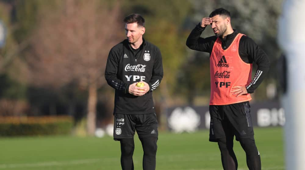 Tension in Barcelona As Sergio Aguero Orders His Lawyers to Take Drastic Step Following Lionel Messi's Exit