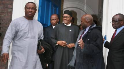 Breaking: Senate confirms Buhari campaign spokesperson Keyamo, others as NDIC board members