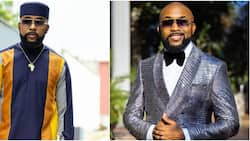 Speaking in tongues is not a fruit of the spirit: Banky W preaches powerfully on love, fans react