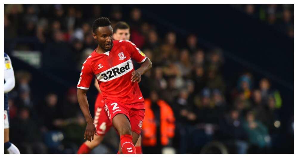 John Obi Mikel open to returning to England ahead of 2020-21 season