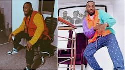 You break my heart, I put it in a song and make money - Peruzzi brags about what he does after going through heartbreak