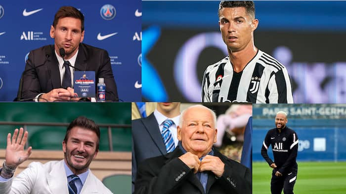 Top 20 richest players in the world in 2021 and their net worth