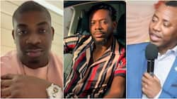 RevolutionNow: Don Jazzy and Adekunle Gold react to DSS charges against activist Sowore