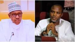 Secession: President Buhari finally reveals those sponsoring IPOB