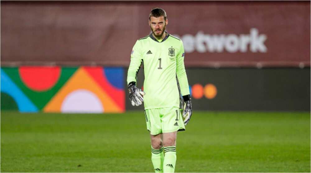 David de Gea: Manchester United goalkeeper emerges highest earning Premier League player