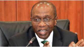 Godwin Emefiele explains why CBN will stop providing dollars, euros to bureau de change operators