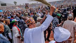 Former PDP governorship candidate donates duplex as Buhari's campaign office