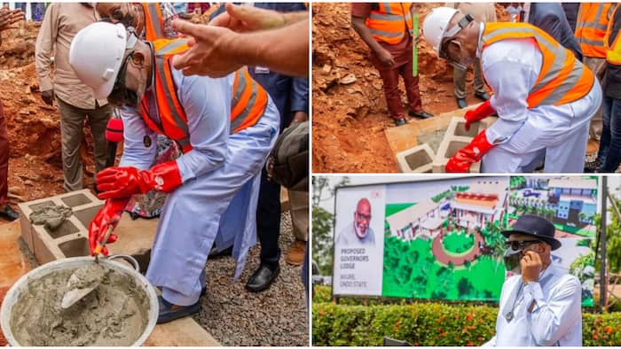 Why I didn't stay in multi-billion naira governor's lodge - Akeredolu reveals