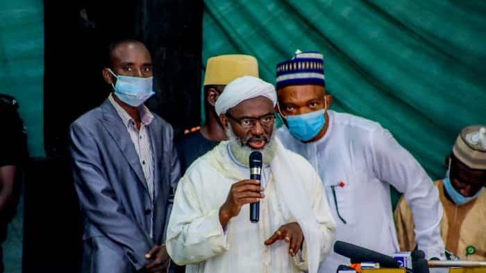 CAN makes stunning accusation, slams Sheikh Gumi over alleged links with bandits