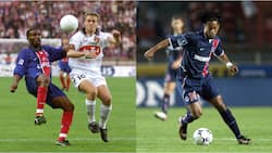 Former Super Eagles star Okocha reveals what legendary Ronaldinho tried to copy from him