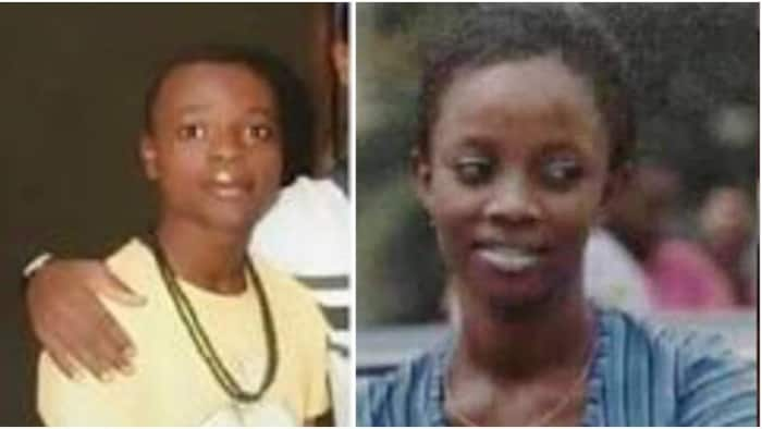 Nigerian celebs share old pictures from 10 years ago in new throwback challenge