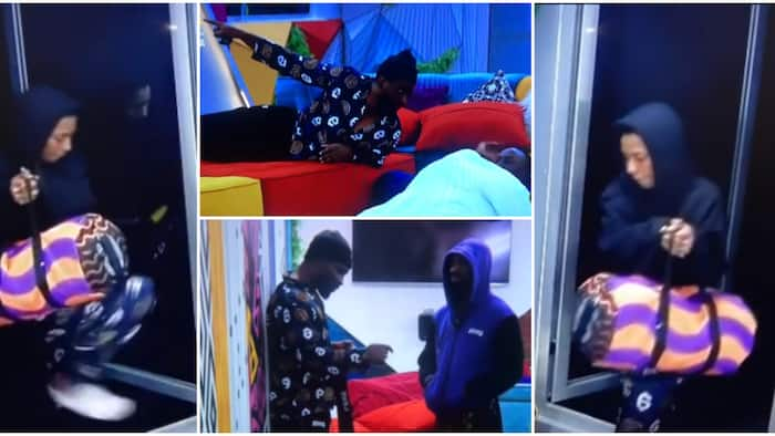 Today na today: Pere keeps watch, nabs Nini as she sneaks back into Big Brother house, alerts Saga