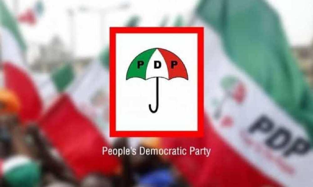Jam'iiyar APC zata kunyata Umahi a 2023, in ji PDP