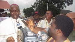 Enugu Bishop declares fasting, prayers after attack by Mbaka supporters
