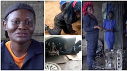 People call me a man; Female political science student who works as a mechanic shares story in video
