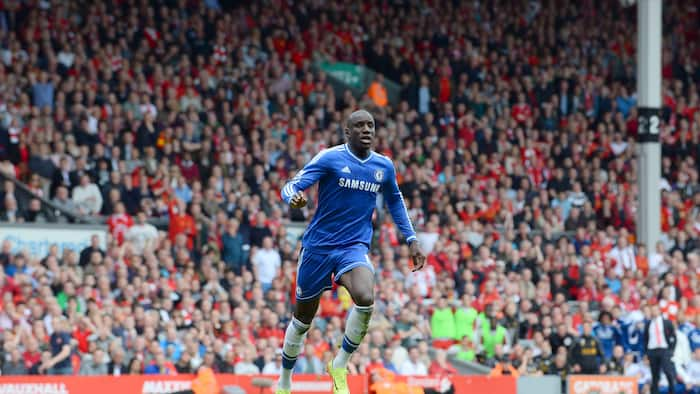 Former Chelsea star discloses how he used to borrow money to feed before making it in football