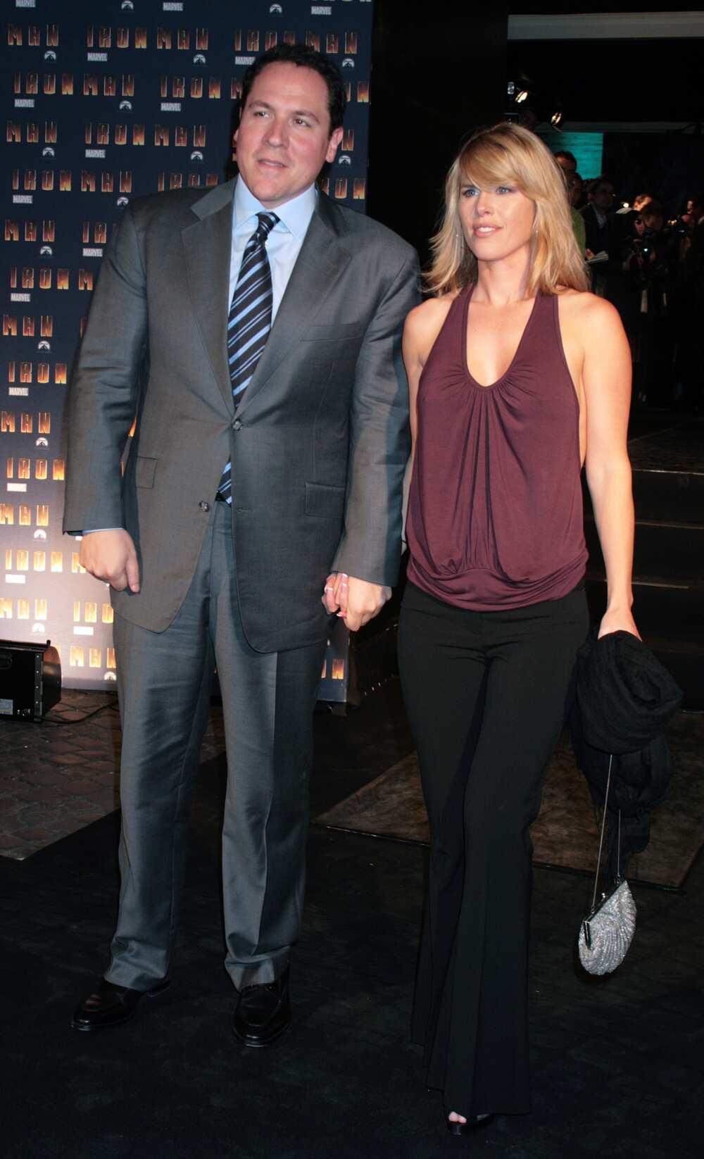 Jon Favreau wife
