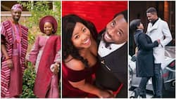 From classroom to altar, maths tutor reveals how he met and fell in love with one of his students