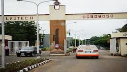 Tragedy as LAUTECH 100 level student slumps, dies during exercise in school