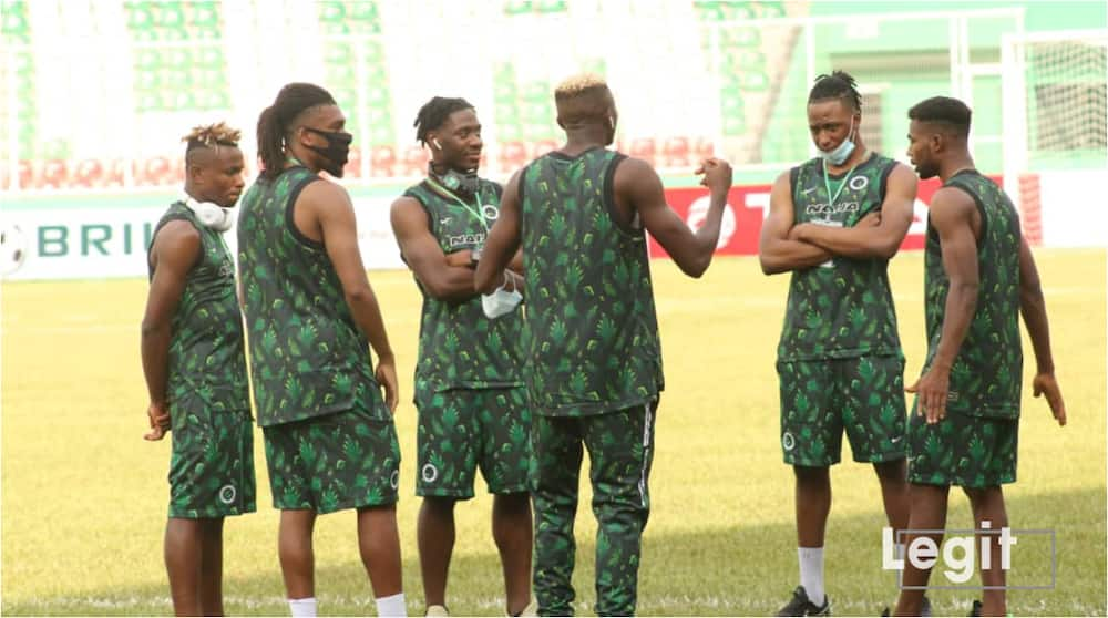 Venue for Super Eagles AFCON qualifier against Lesotho revealed and it's exciting